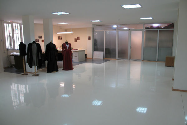 grind and seal polished concrete