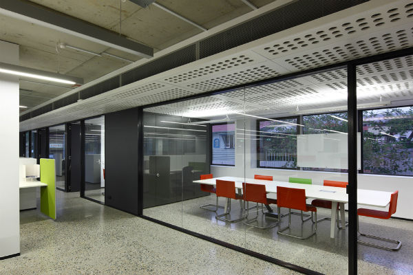 hiperfloor polished concrete