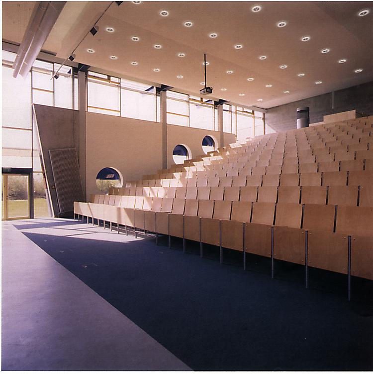 Uni Augsburg Hörsaal