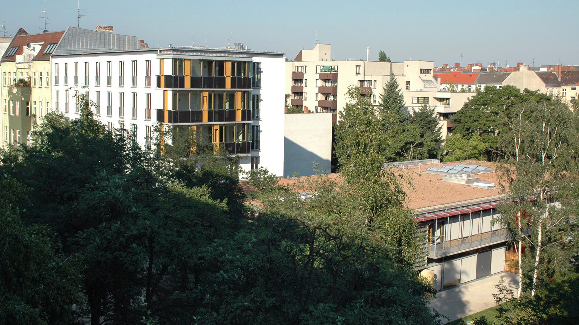SOS Berlin von oben