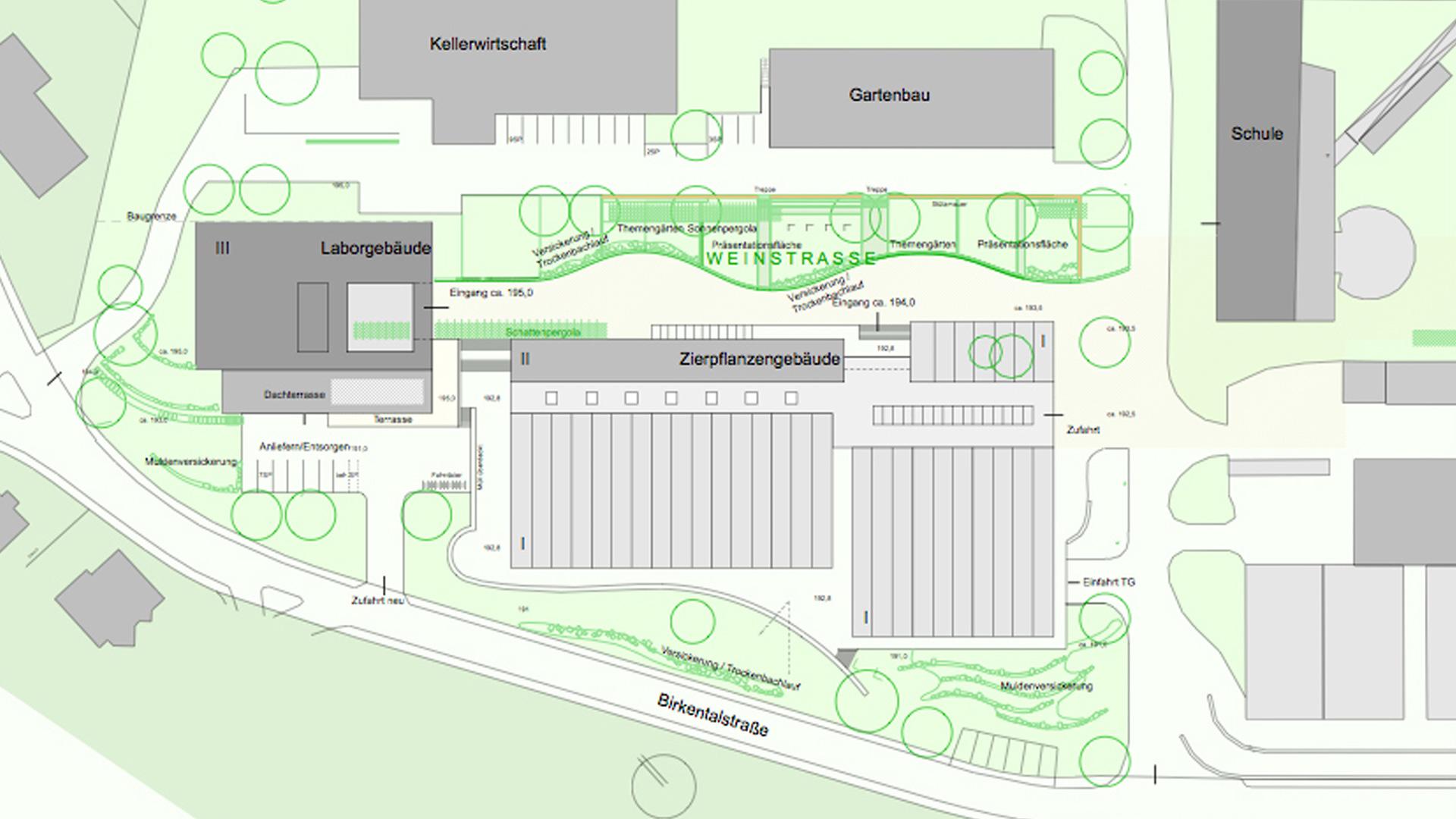 Veitshöchheim Plan