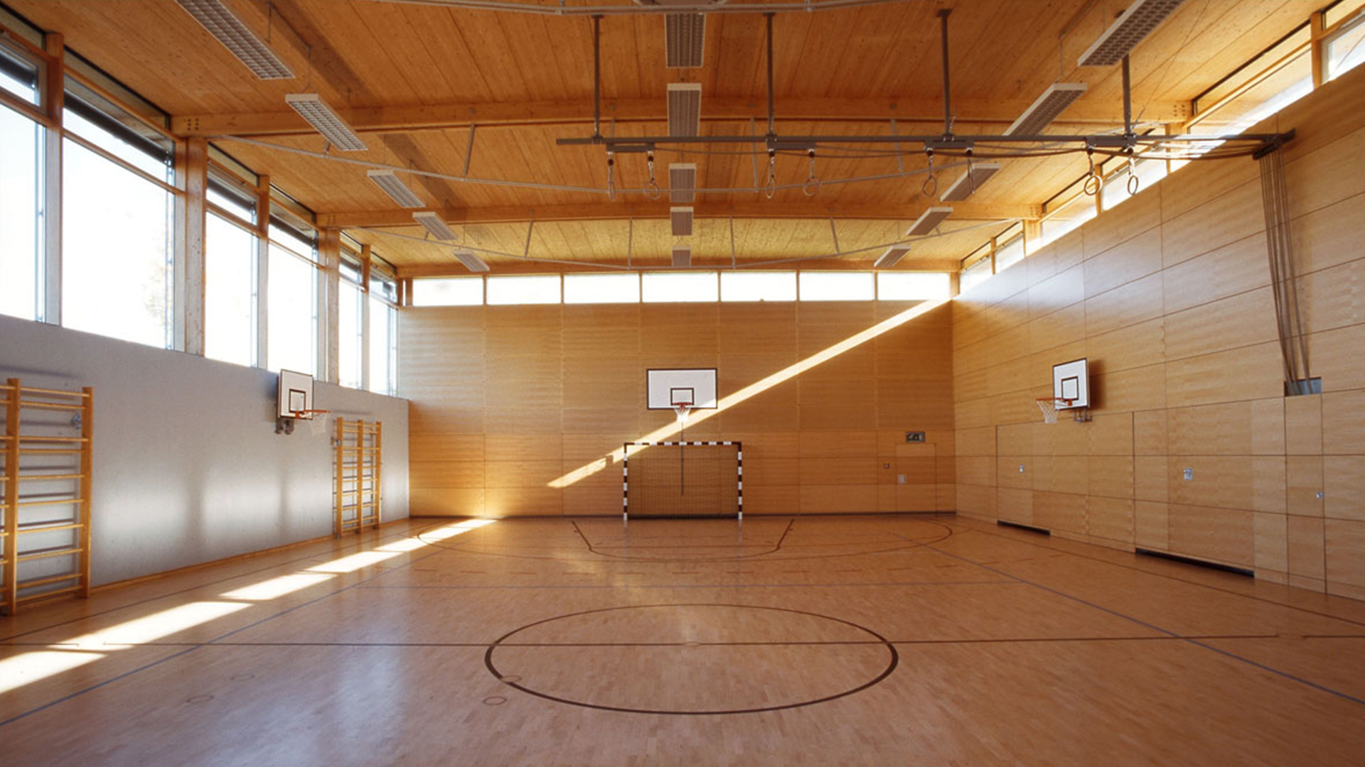 Sporthalle Trudering Halle