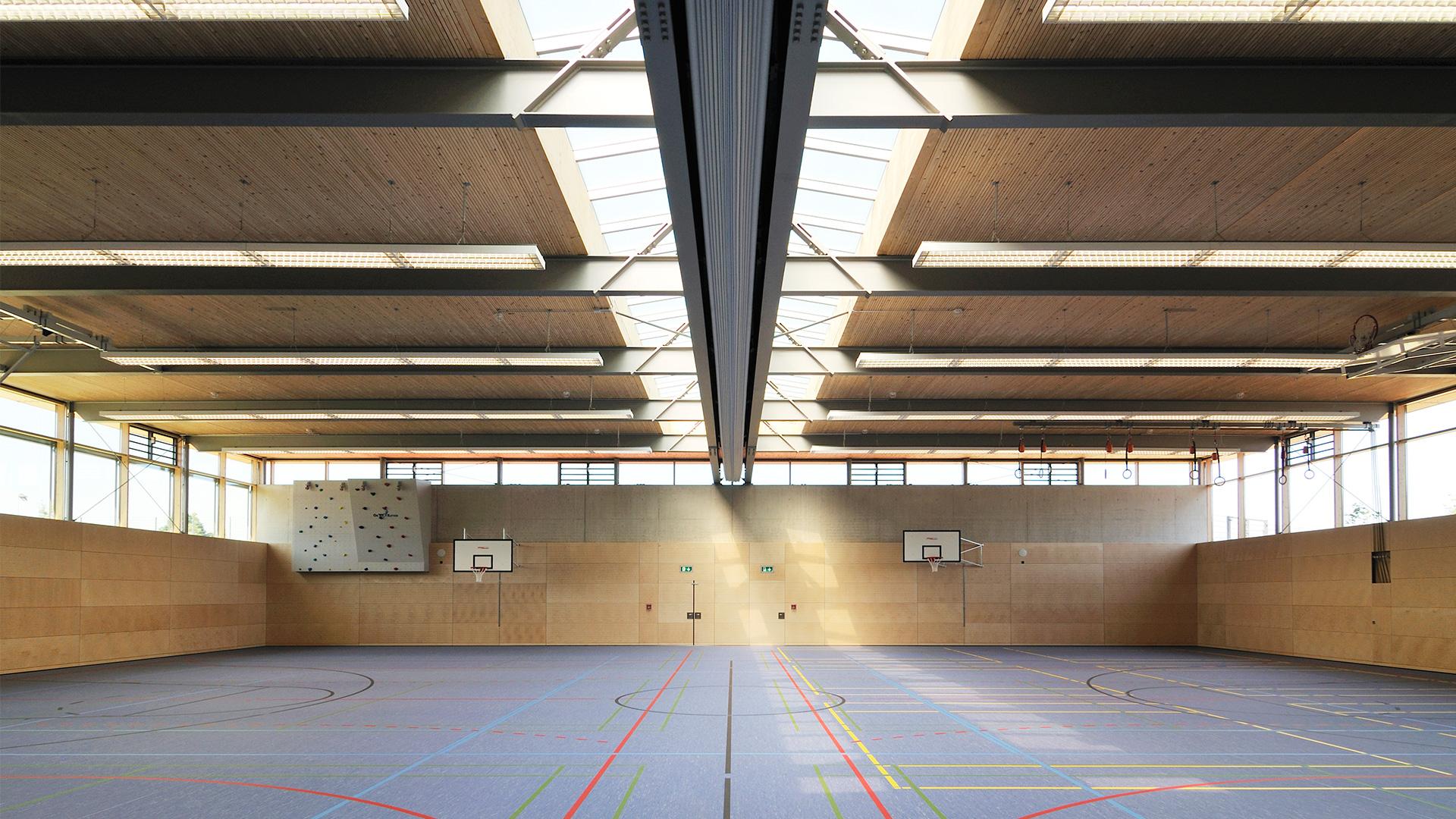 GS Neubiberg - Sporthalle