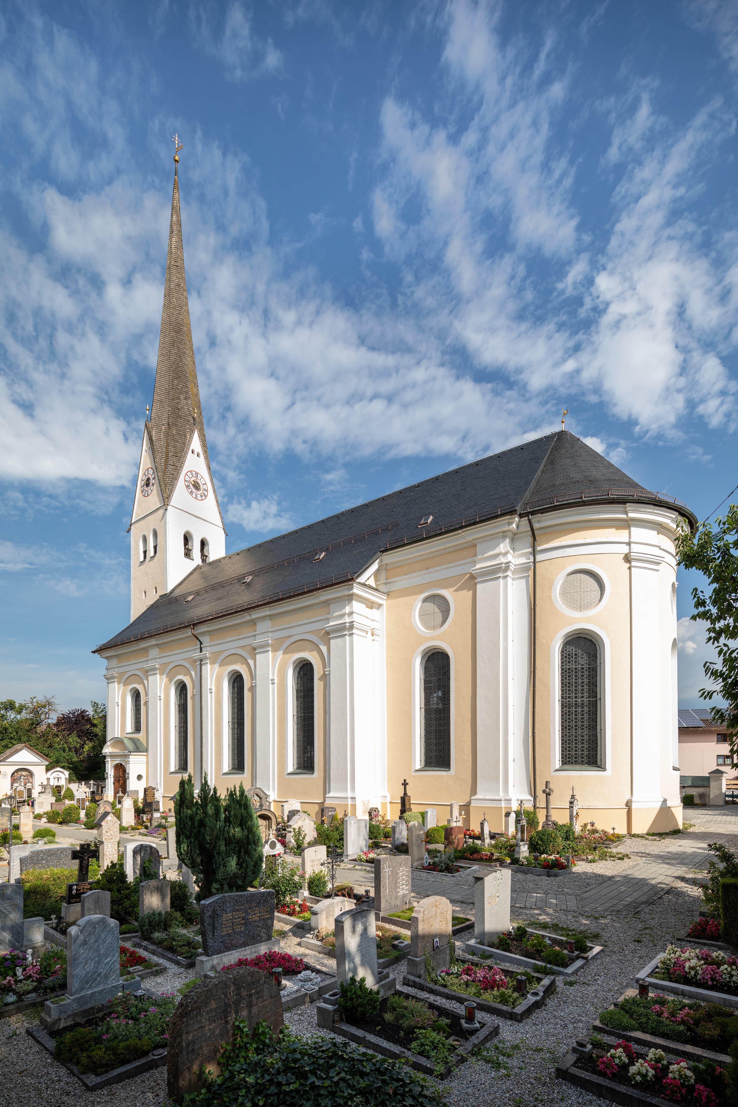 Kirche St. Martin Au Aussen