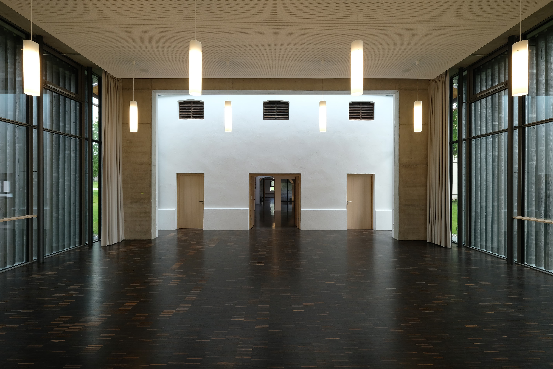 Pfarrheim St. Emmeram Innenraum