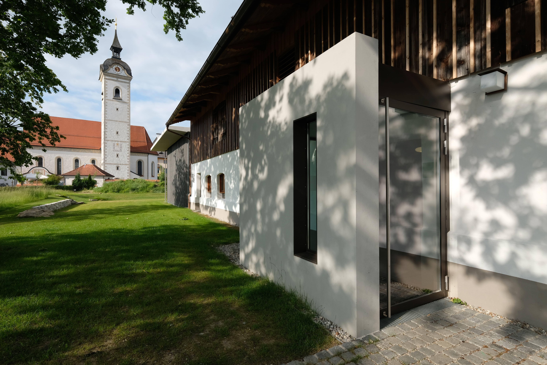 Pfarrheim St. Emmeram Gebäude
