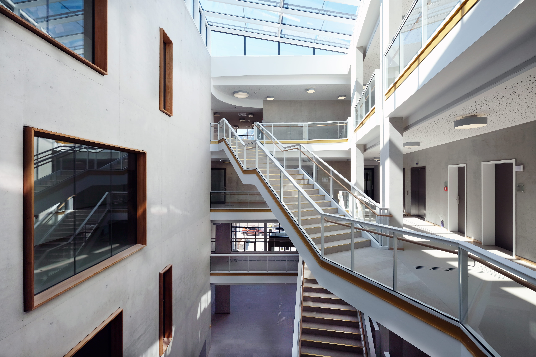 BG Klinik Bad Reichenhall Treppe