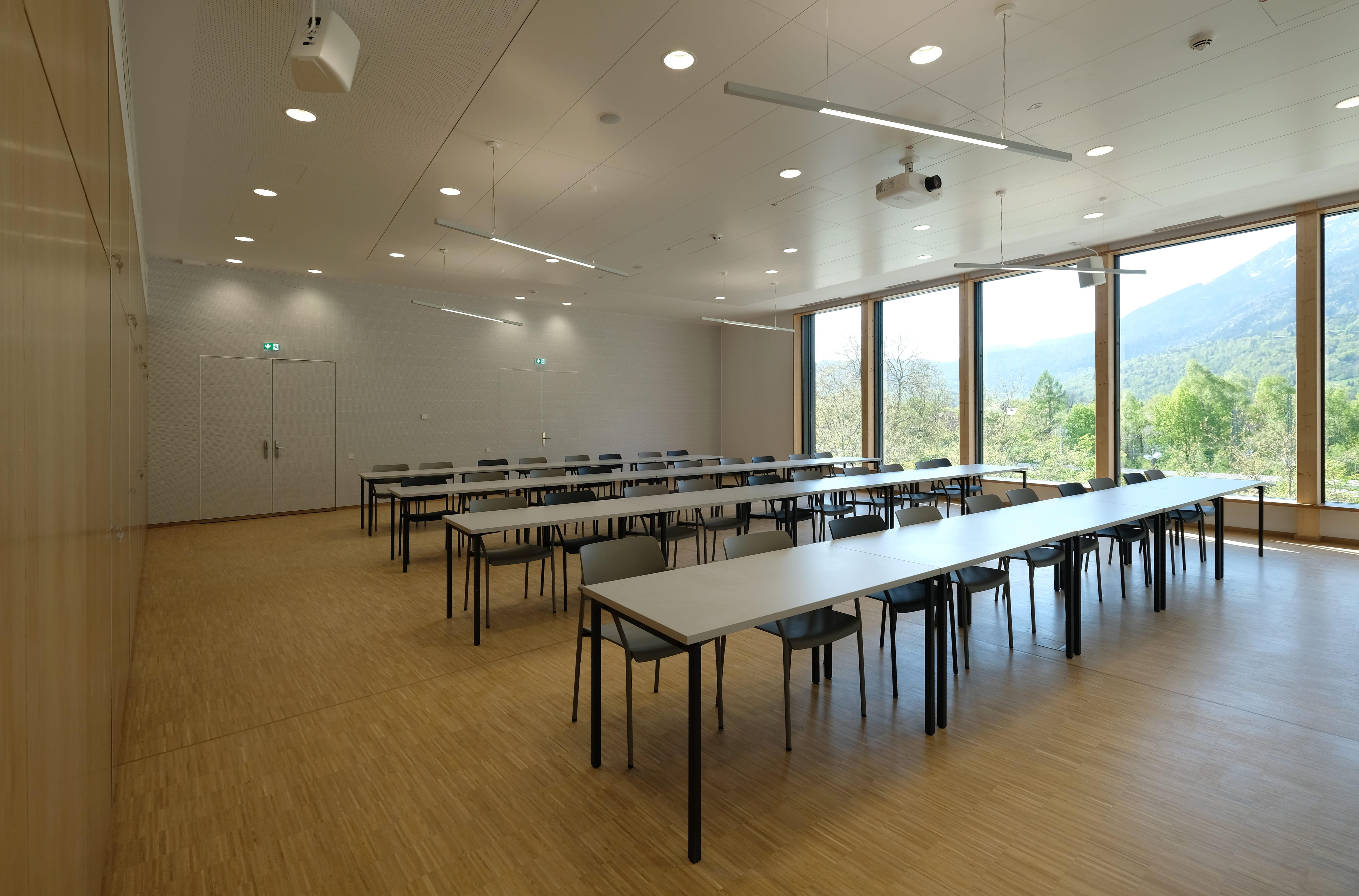 BG Klinik Bad Reichenhall Vortrag