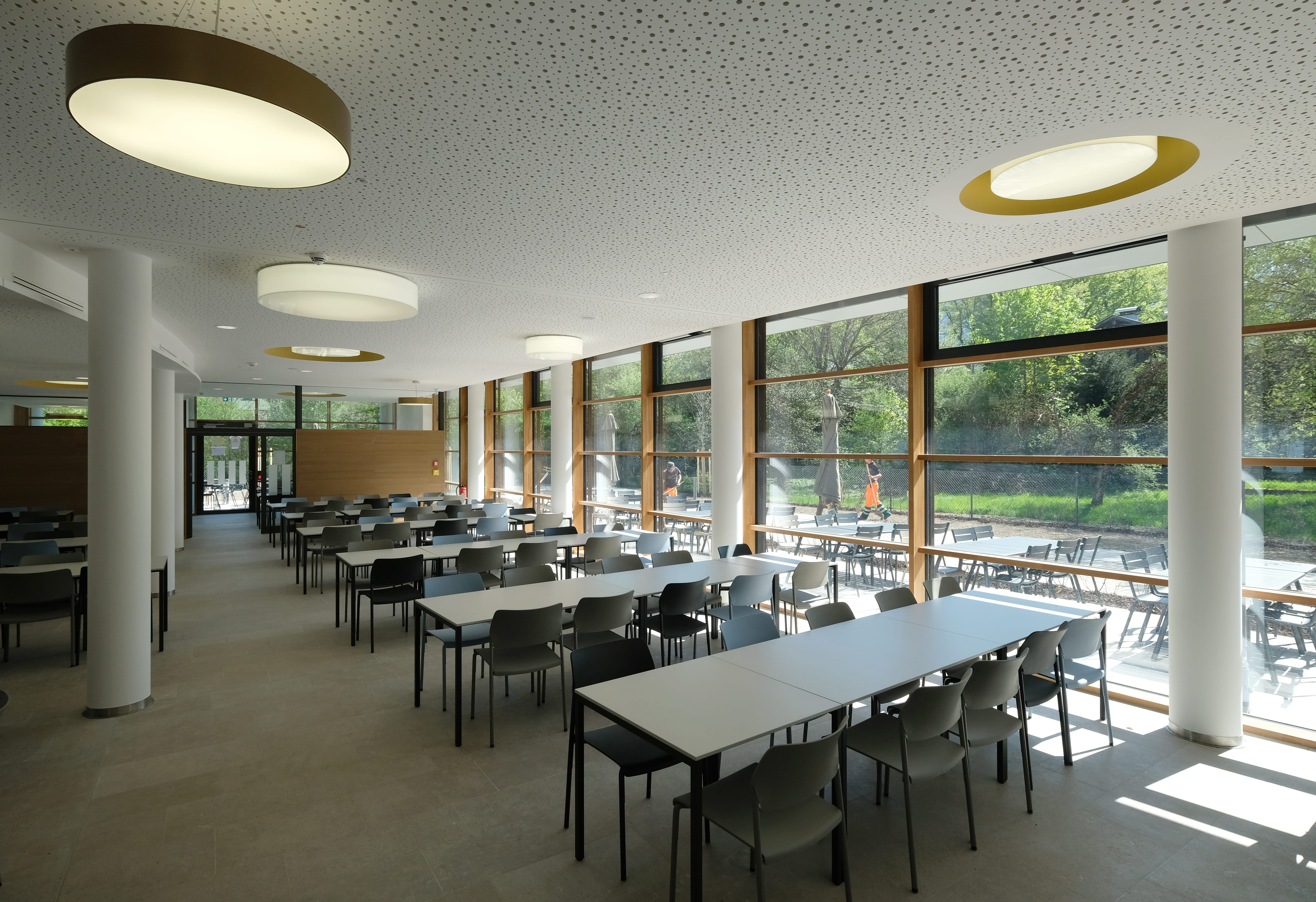 BG Klinik Bad Reichenhall Mensa
