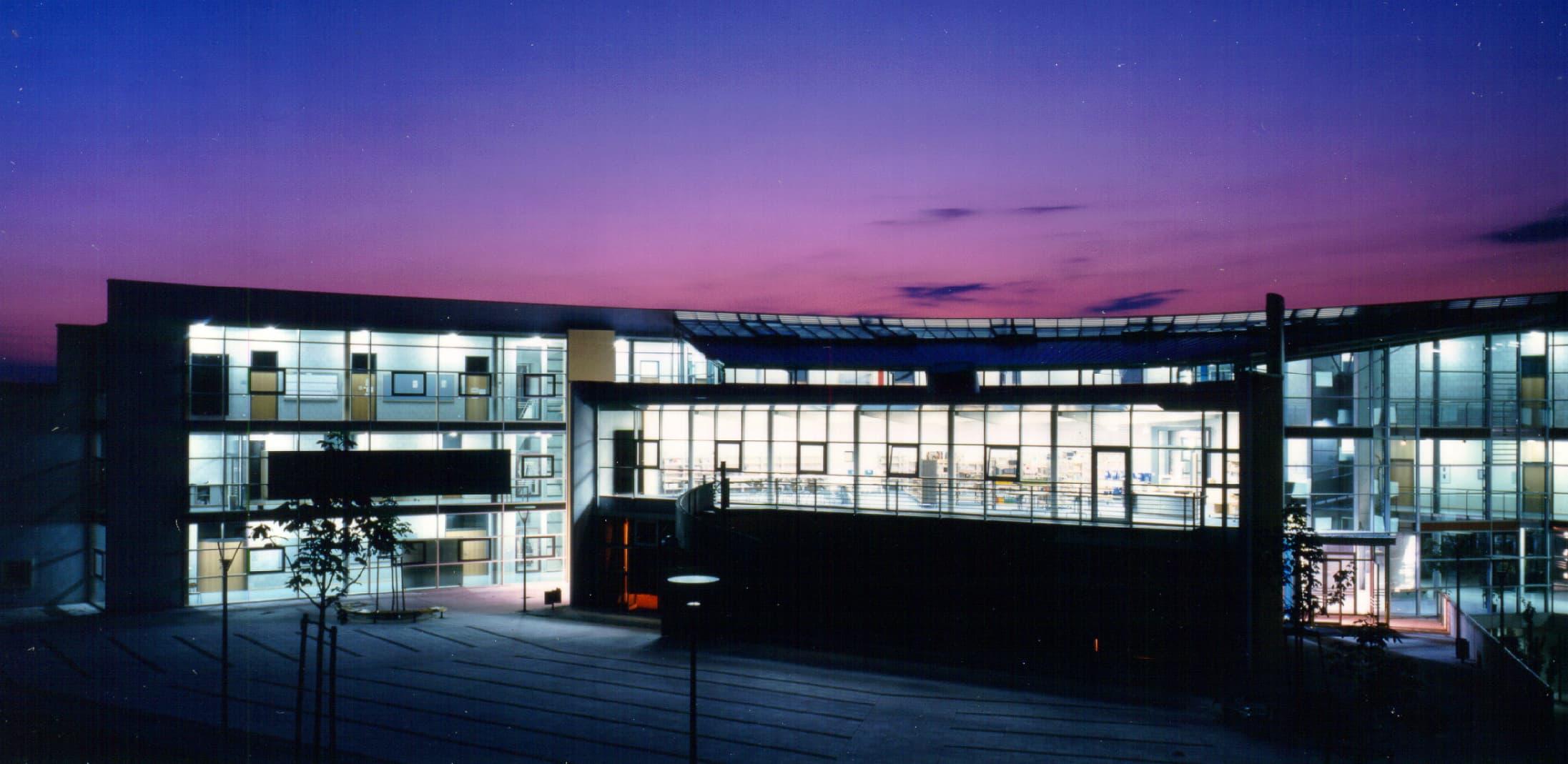 Hallertau Gymnasium Wolnzach Aussen