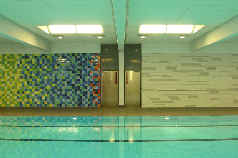 Schwimmbad Manching Innenbecken