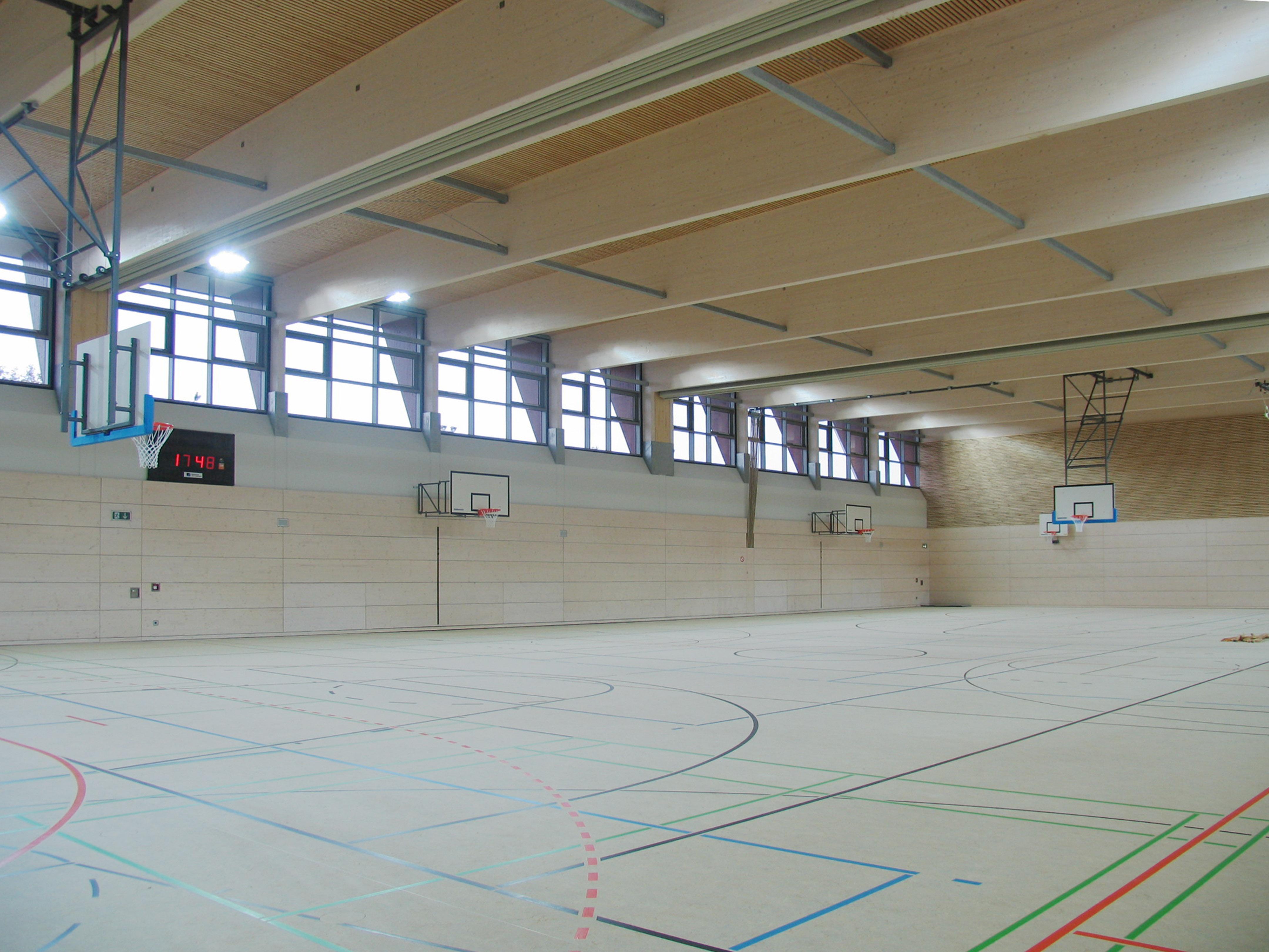 3-fach Sporthalle Manching Sporthalle