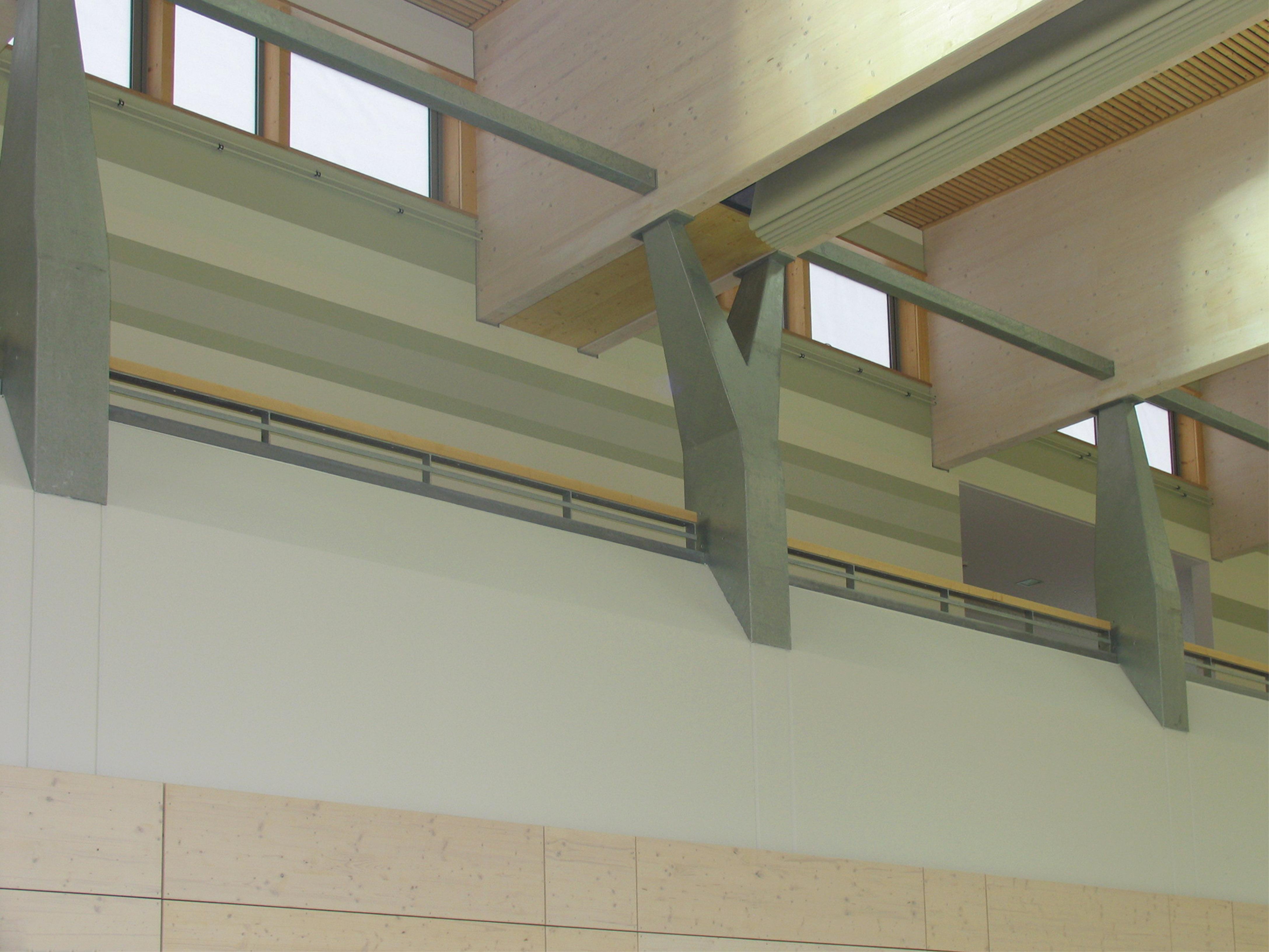 3-fach Sporthalle Manching Detail