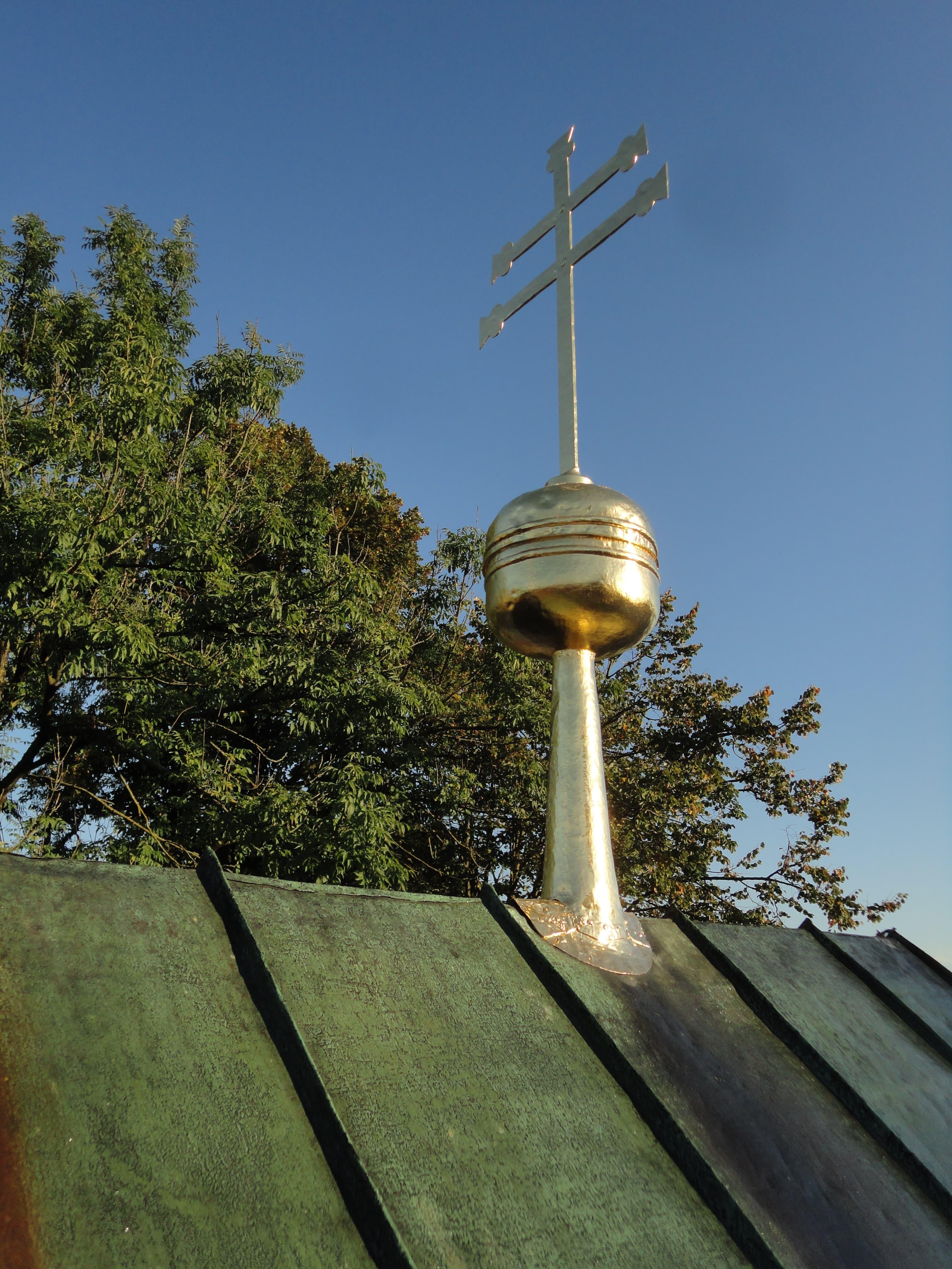 Loretokapelle und Benefiziatenhaus Detail Dach