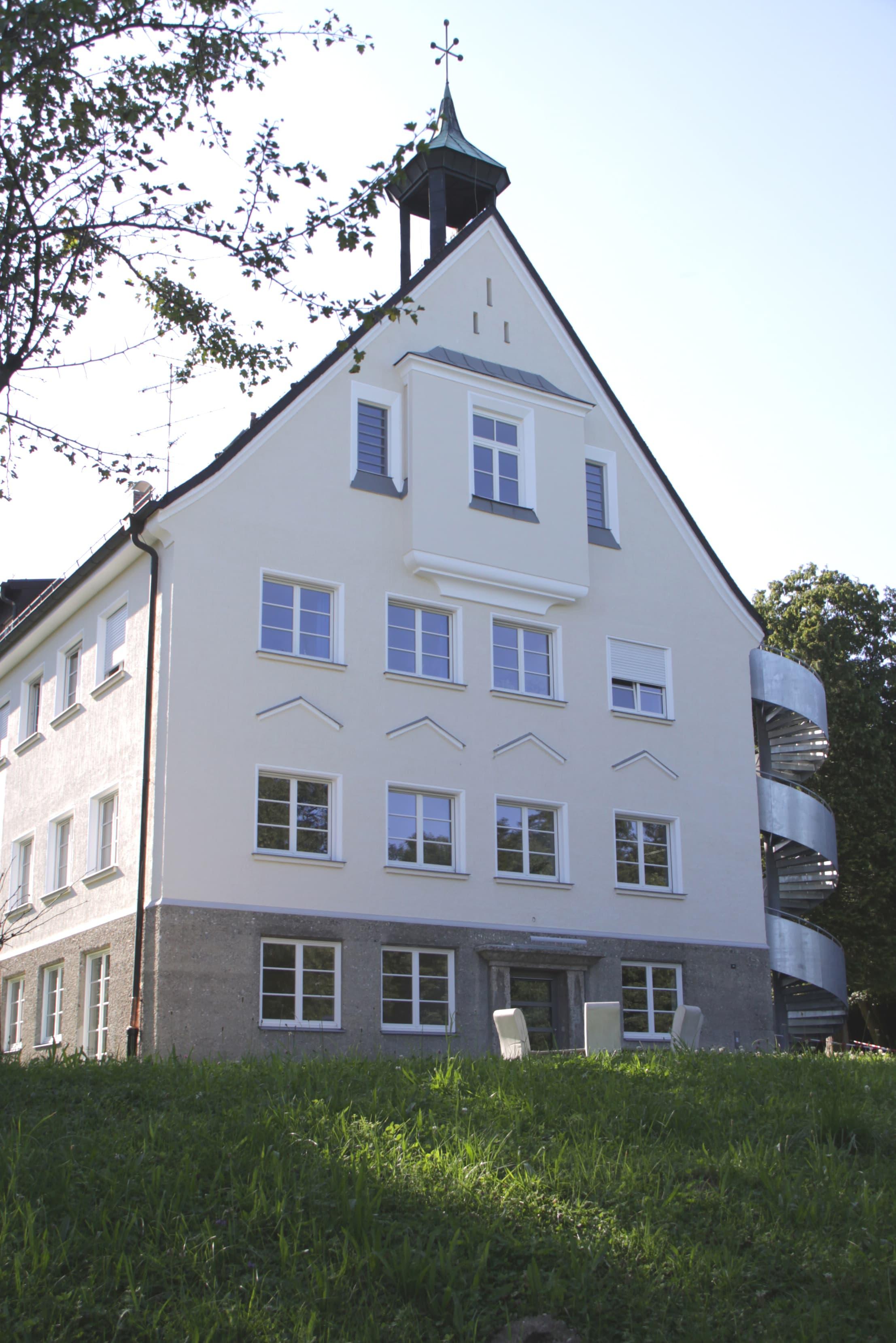 Kinderheim schöne Aussicht Rosenheim Aussen
