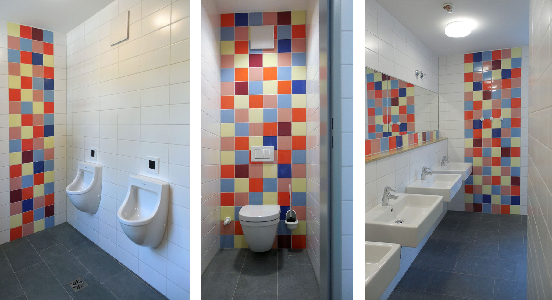 Kinderheim schöne Aussicht Rosenheim  WC