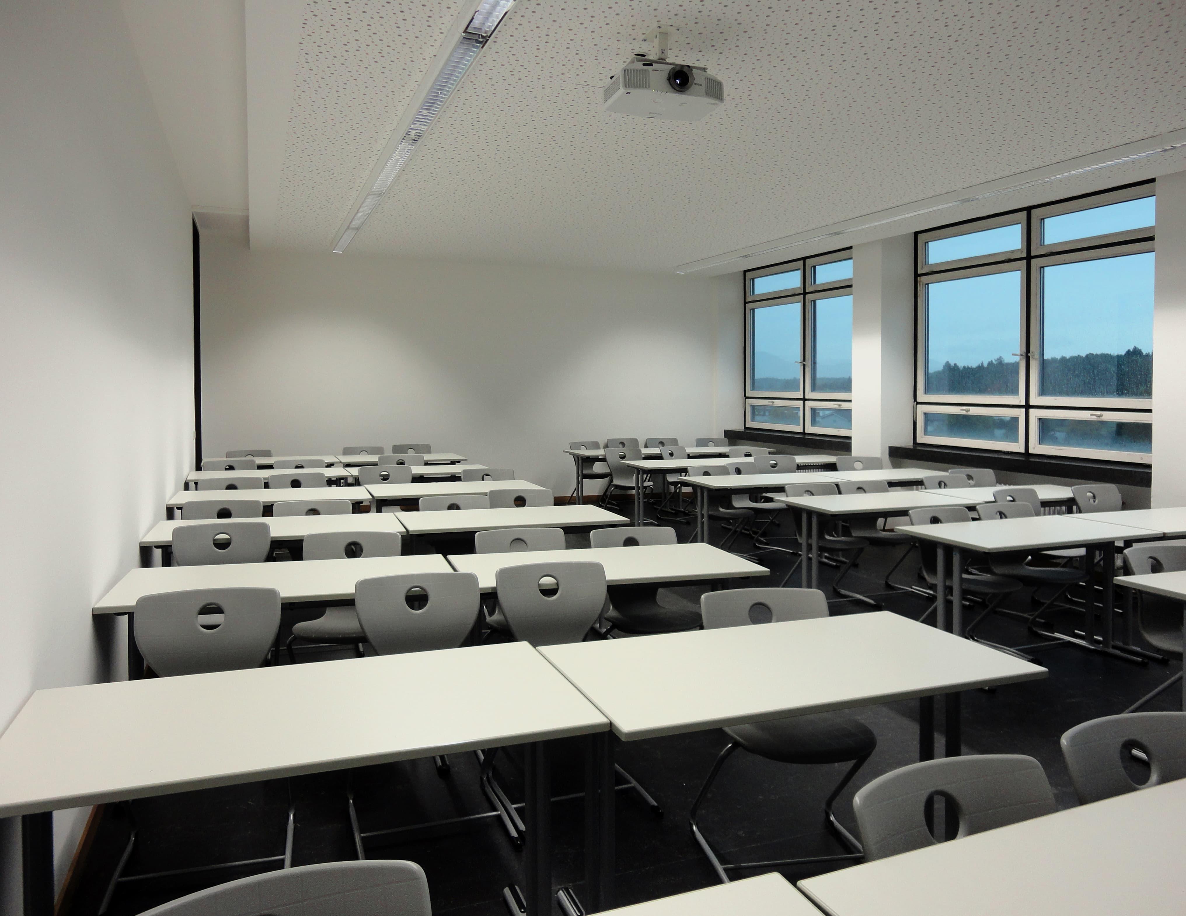 Technische Hochschule Rosenheim Lehrraum