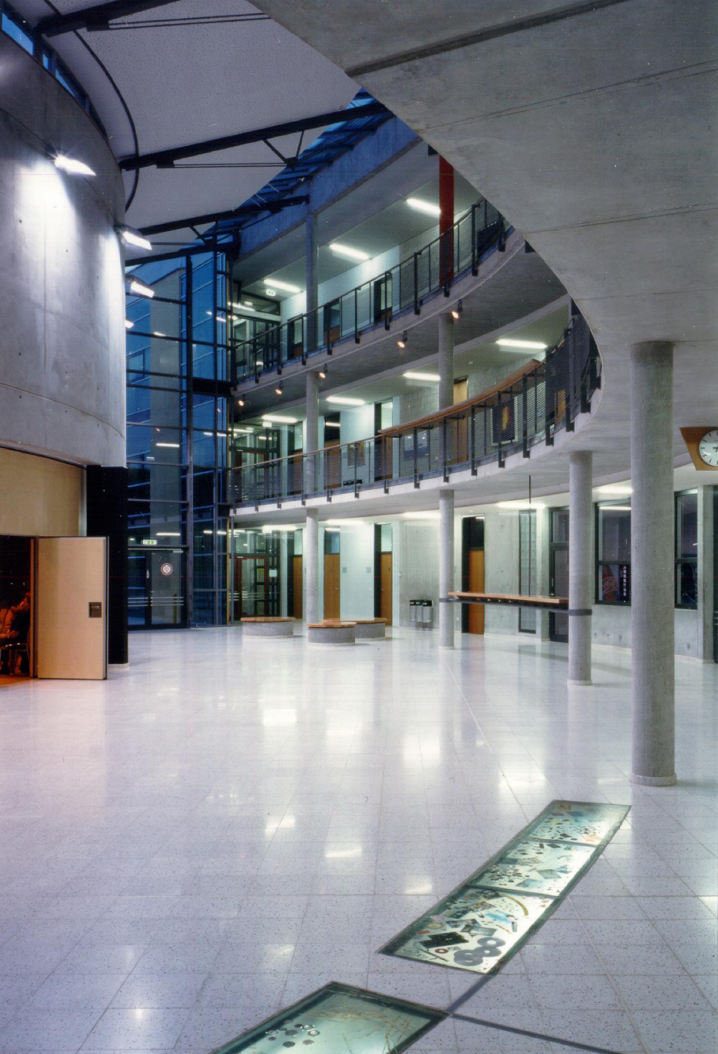 Hallertau Gymnasium Wolnzach Aula