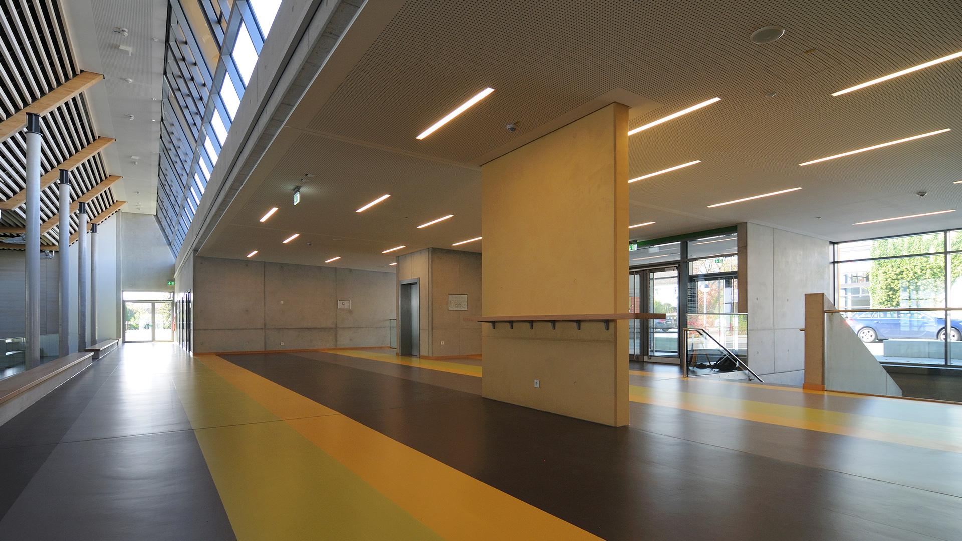 Geisenfeld_Eingangsbereich