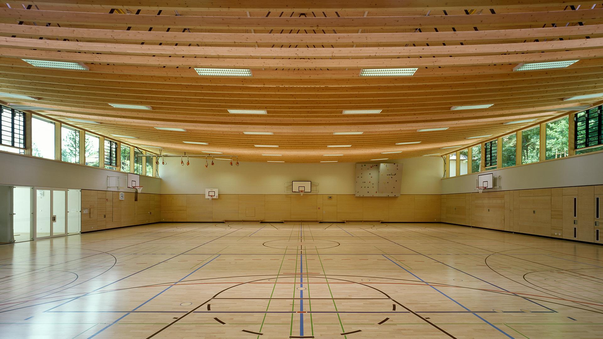 Sporthalle Icking Halle