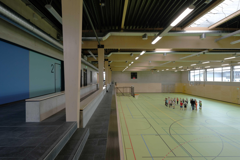 Sporthalle Karlskron Feld