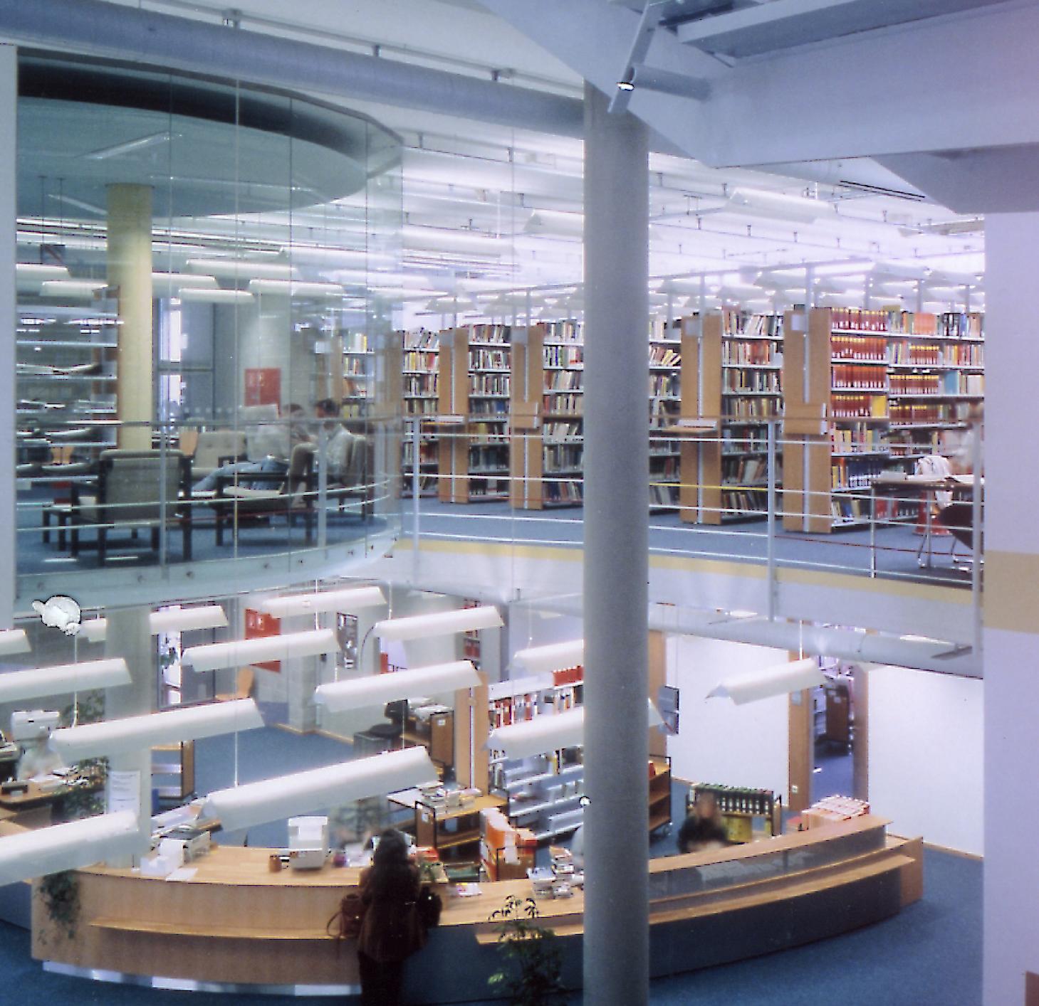 Uni Augsburg Bibliothek