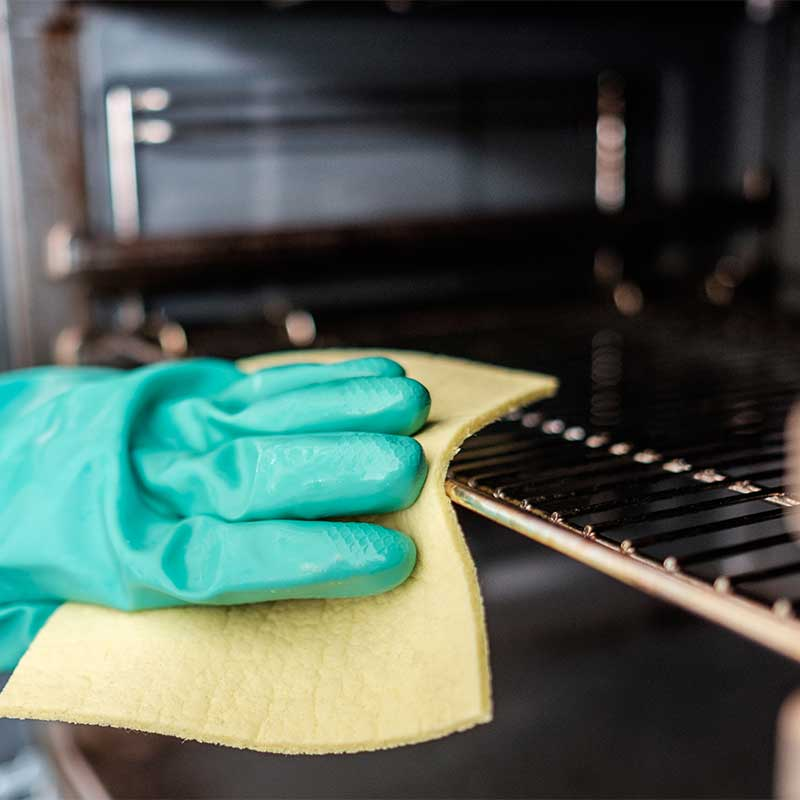 Oven cleaning in Alabama