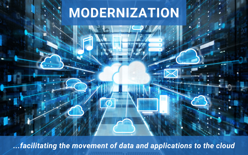 Modernization and Cloud Adoption | Elyon Strategies