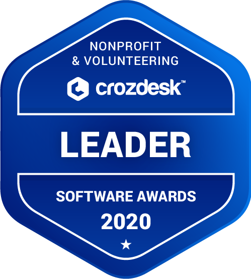 Crozdesk Leader 2020 badge