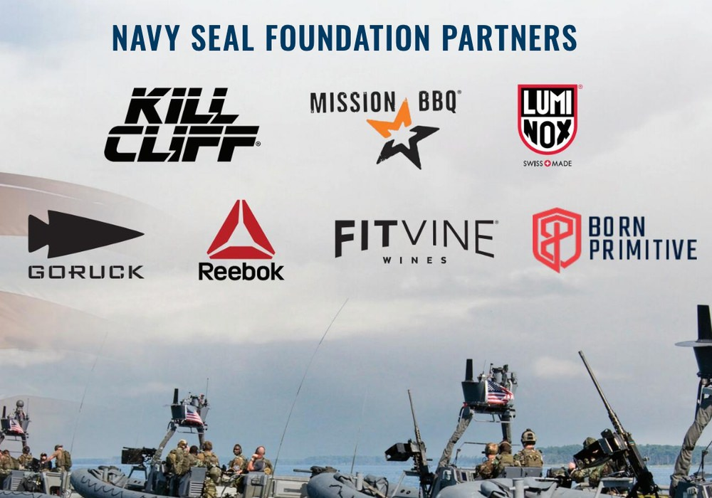 The Navy Seal Foundation includes partnerships in their annual report