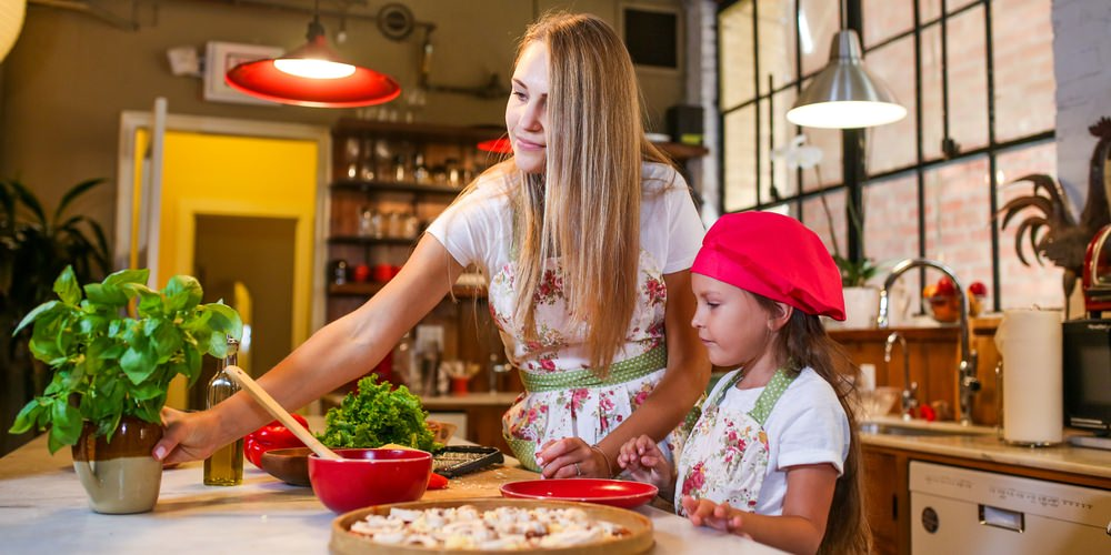 Partner with a local chef to host a virtual cooking class for school fundraising