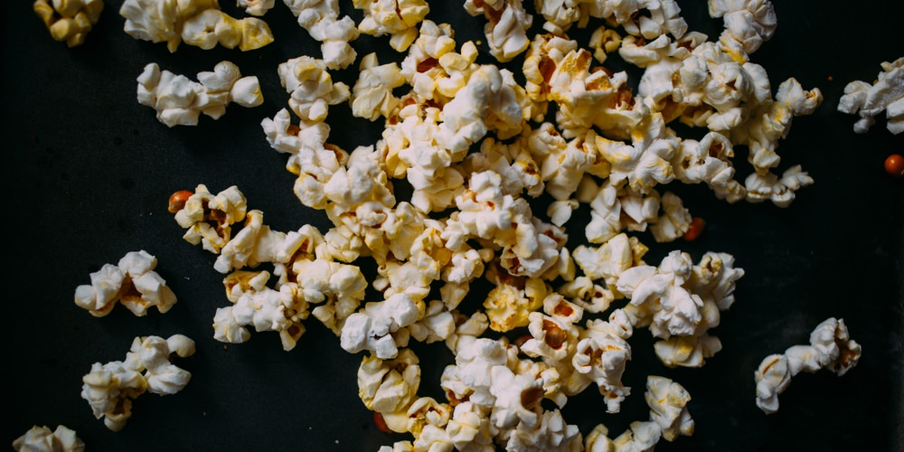 Raise money while watching a movie for school fundraising