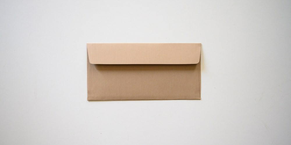 Reach out to donors with direct mail
