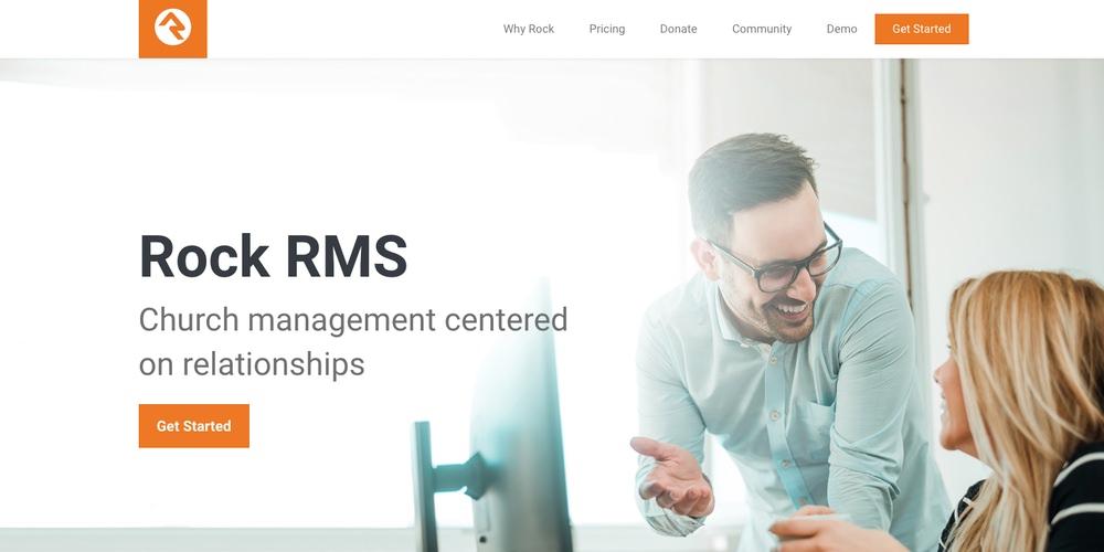 Rock RMS Church Software