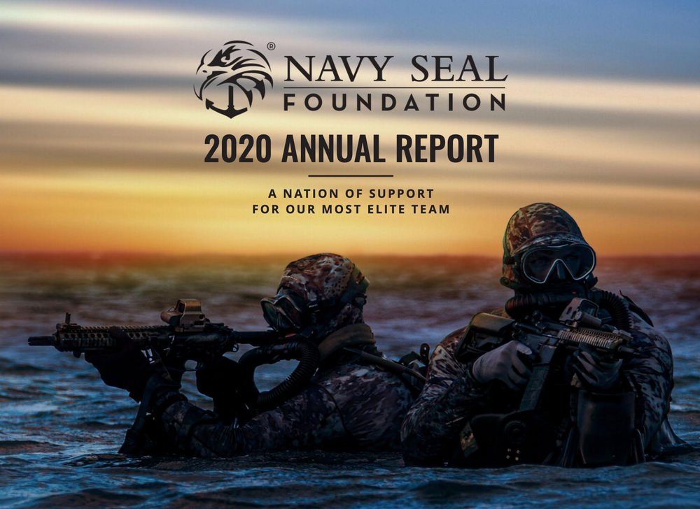 Navy Seal Foundation annual report example