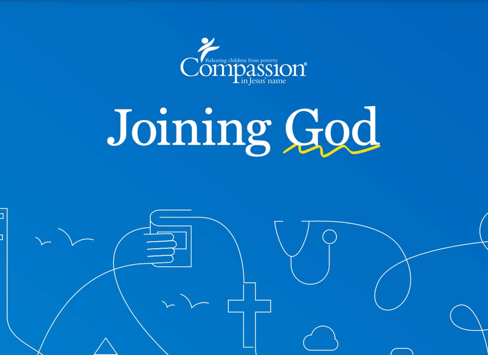 Compassion International annual report example