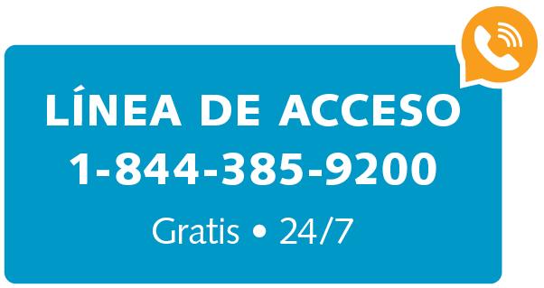 access center span accessline