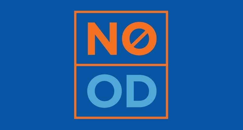 No OD logo.