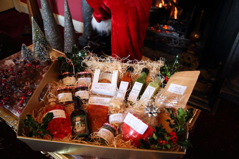 Castle Grove Christmas Hamper