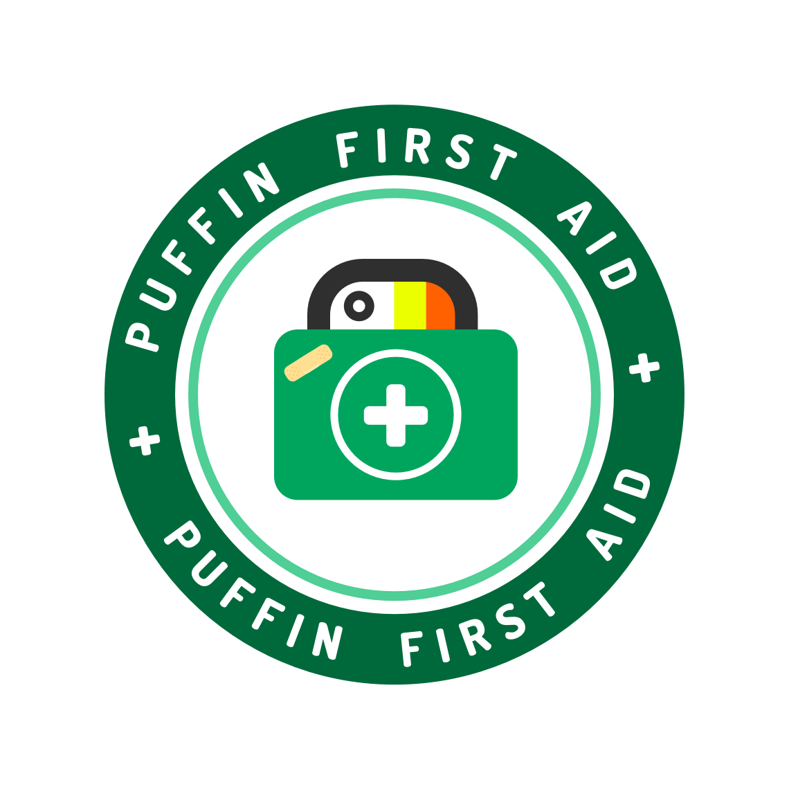 Puffin First Aid