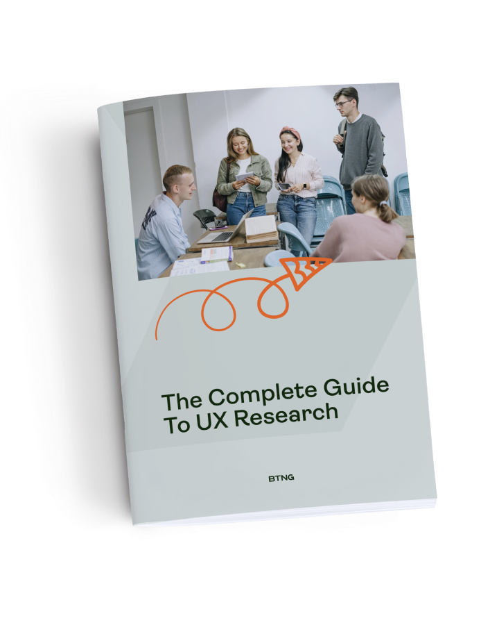 The Complete Guide to UX Research Document