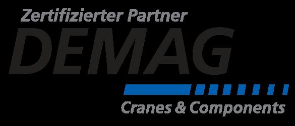 Logo - DEMAG