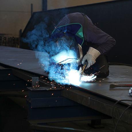 Lohnfertigung Stahlbau VETTEN