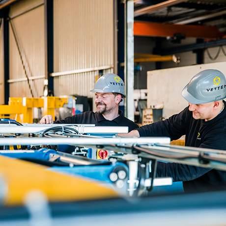 Servicetechniker für Krananlagen und Hebezeuge (m/w/d)