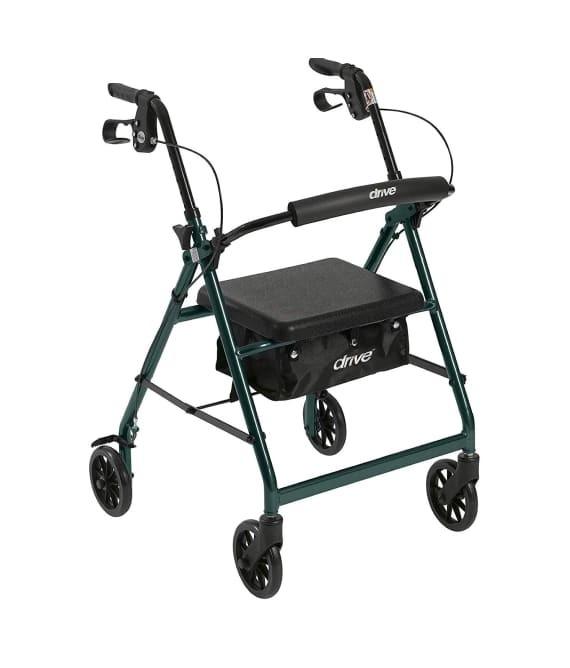 Standard 4-Wheel Rollator