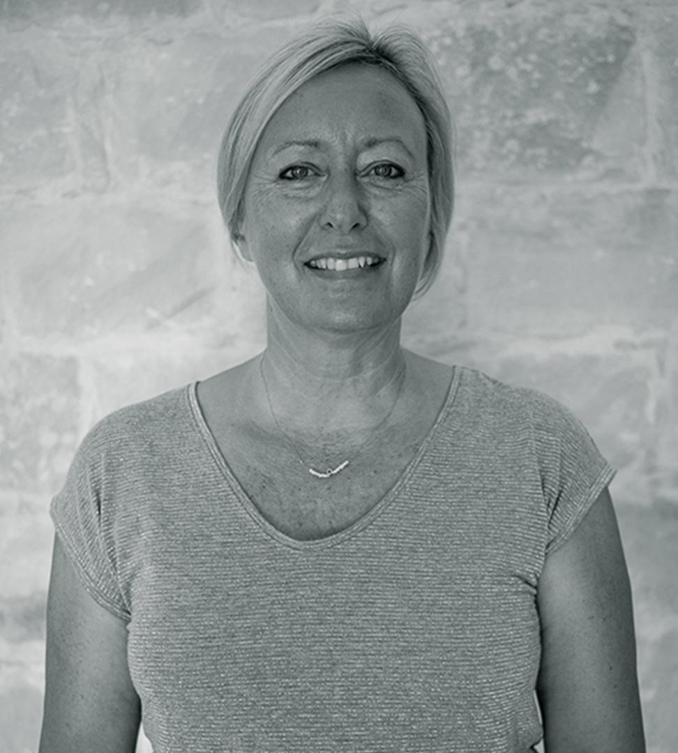Kalliopi Dive College team member and boss - Deborah