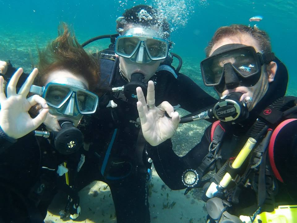 Discover Scuba Diving - Kalliopi Dive College