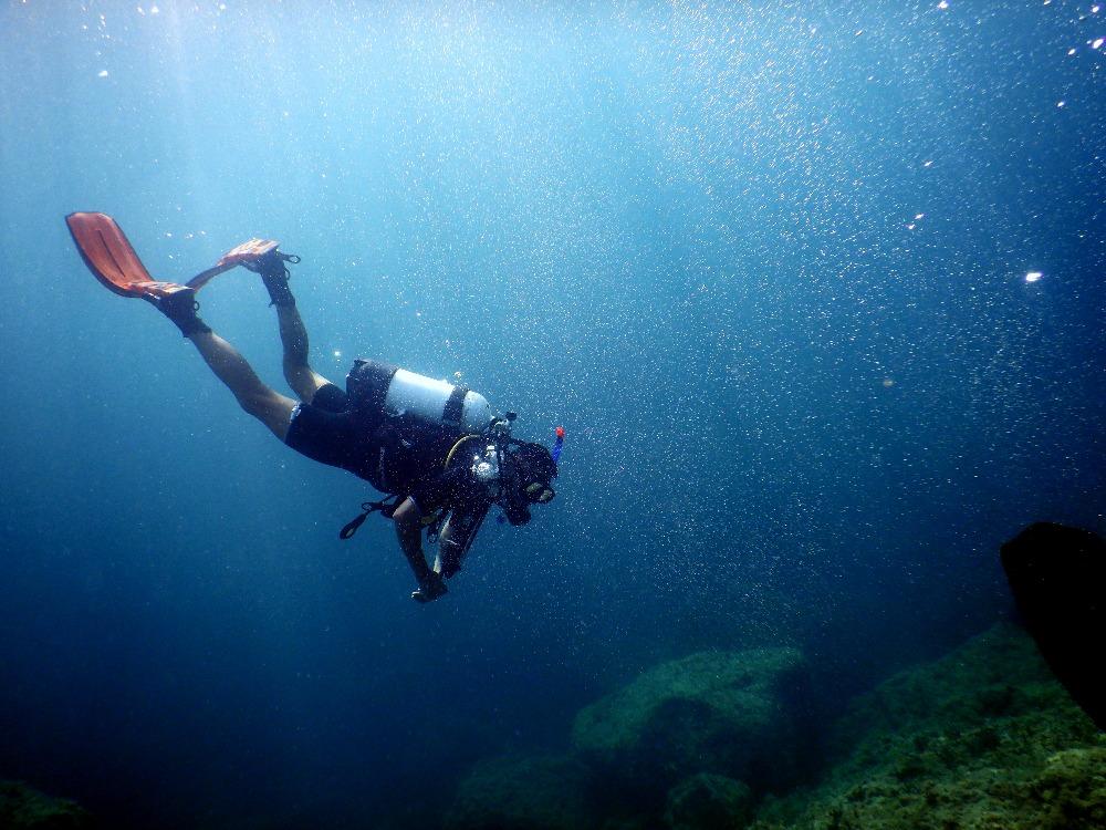 Scuba Diving in Paphos - Kalliopi Dive College