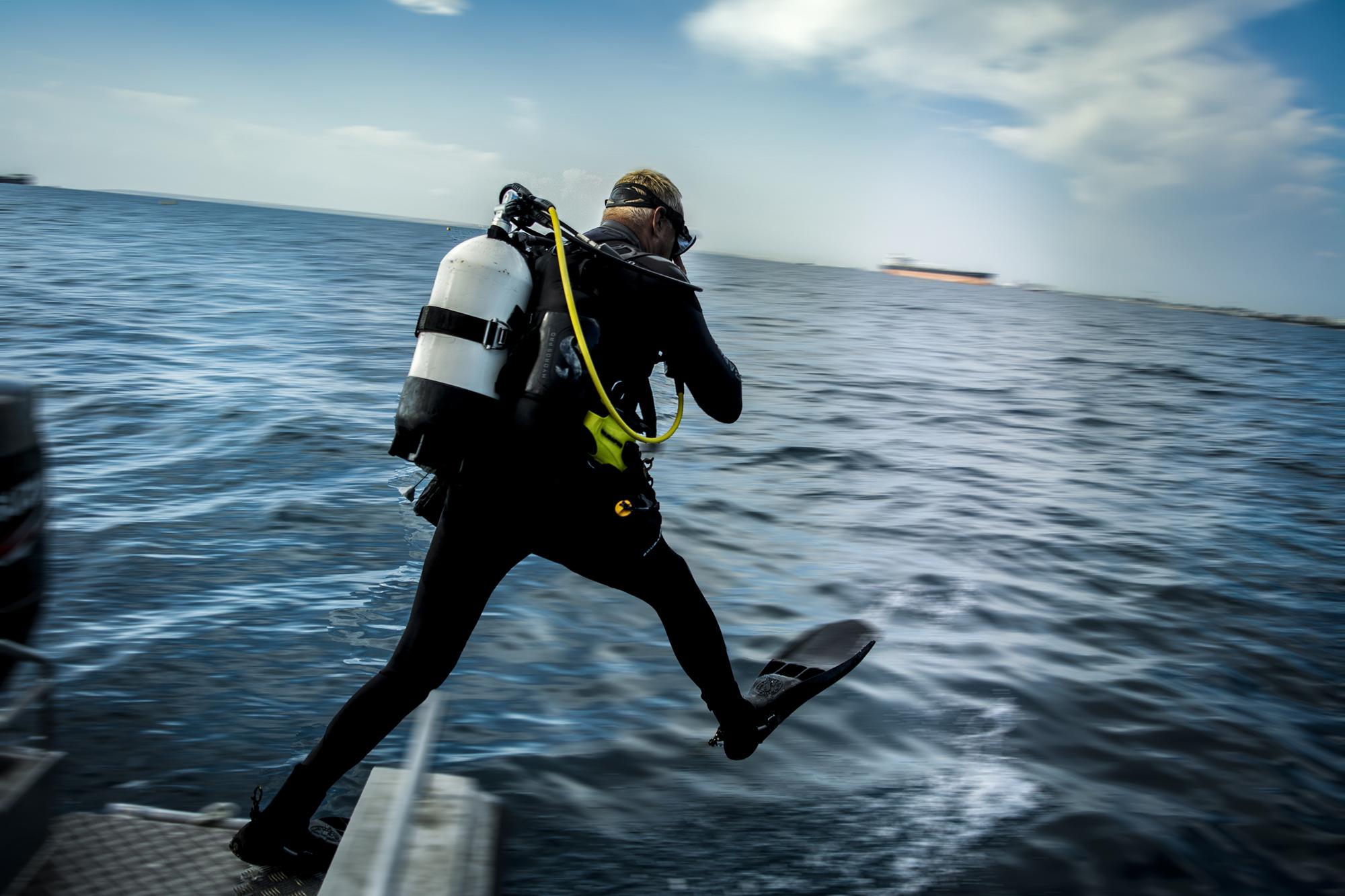 Limassol Shipwreck Scuba Diving - Kalliopi Dive College
