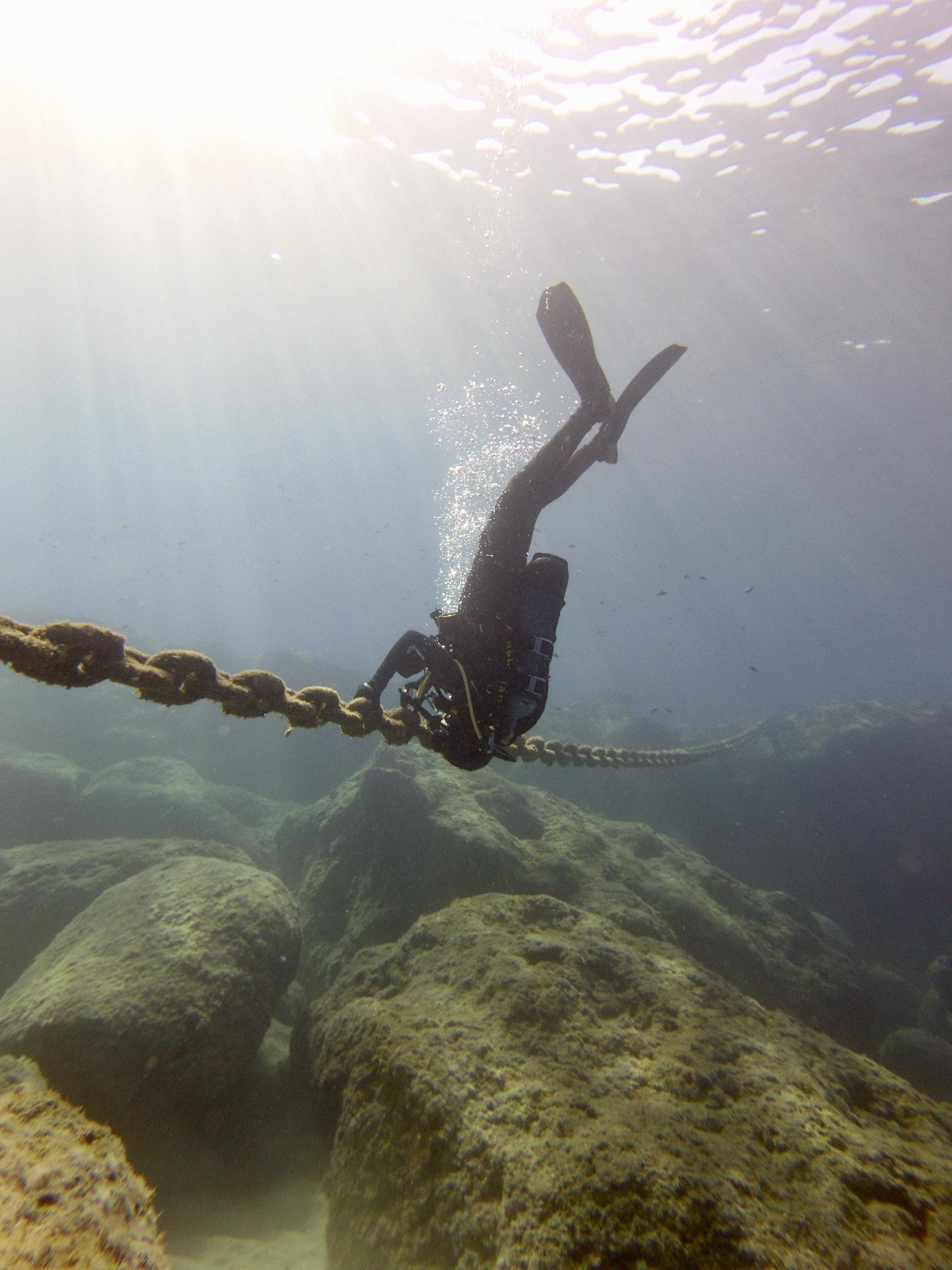 Scuba Diving Adventures in Cyprus - Kalliopi Dive College